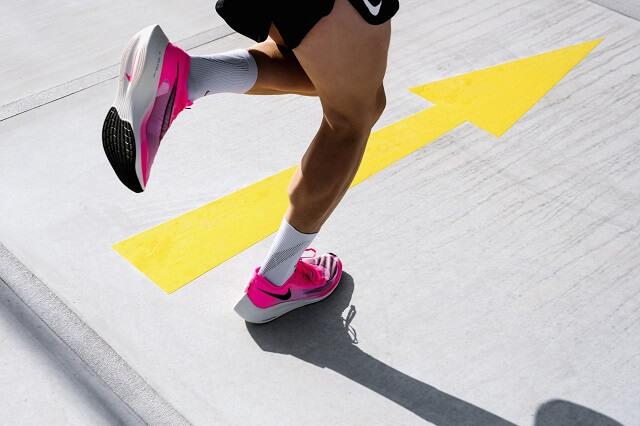 Nike ZoomX Vaporfly NEXT% Laufschuhe aus dem Marathon Pack 2019 Neu