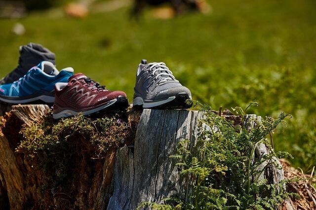 Die LOWA Outdoor Schuhe der LOWA All-Terrain Kollektion sind dafür da dass jeder Outdoorbegeisterte die besten Outdoorschuhe für das nächste Erlebnis findet