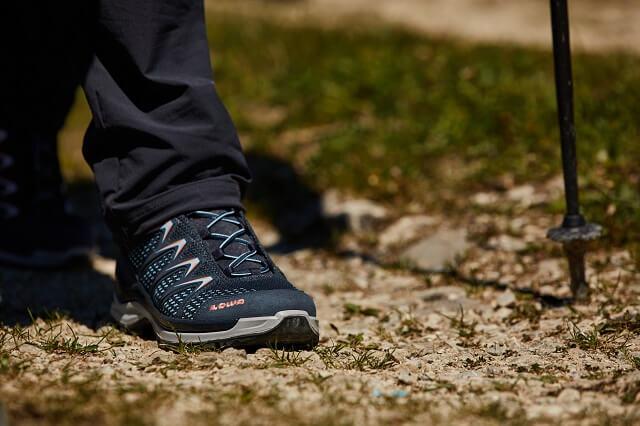 Mit der LOWA All-Terrain Outdoorschuhe Serie findest du die besten Schuh für dein nächstes Outdoor Erlebnis