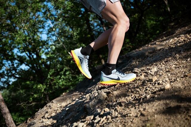 Nike Air Zoom Pegasus 36 Trail im Performance Trailrunning Test 2020