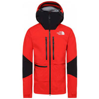 The North Face Summit L5 Futurelight Herren Hardshelljacke (rot) 599,90 €