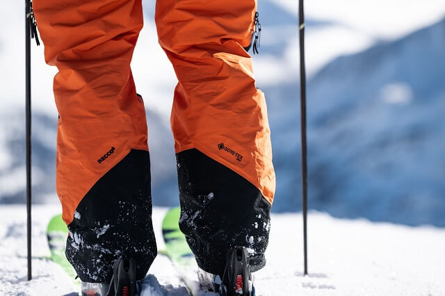 Die Peak Performance Vertical Pro Freeride Skihose im Test 2021