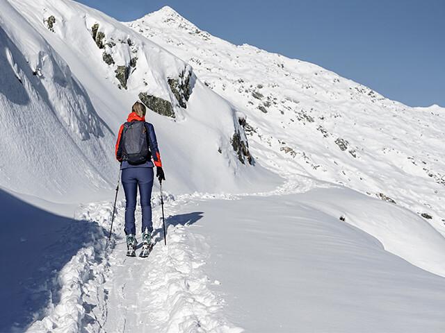 Keller Sports x Schöffel Skitouring Test