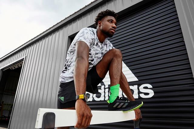 Laufen mit den adidas 4D FWD Laufschuhen 2021 bringst du Dynamik und Komfort auf die Lauf Strecke