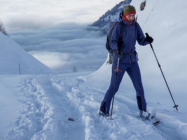 Schöffel Skitour Test Damen