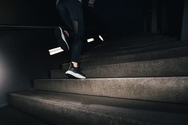 adidas AlphaEdge 4D Reflective Unisex Laufschuh im Test 2019 mit neuem Upper