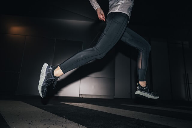 adidas AlphaEdge 4D Reflective Unisex Laufschuh im Test 2019 mit reflektierenden Elementen