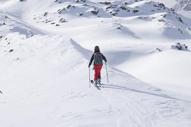 Das Haglöfs L.I.M. Touring Proof Outfit im Test 2019 2020 mit der Shake Dry Ski Jacke