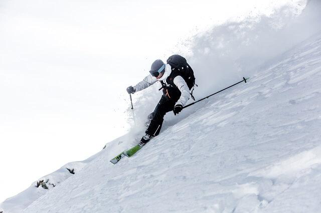 Der Dynafit Tlt 8 Skischuh beim Skitour Test im Winter 2019 2020