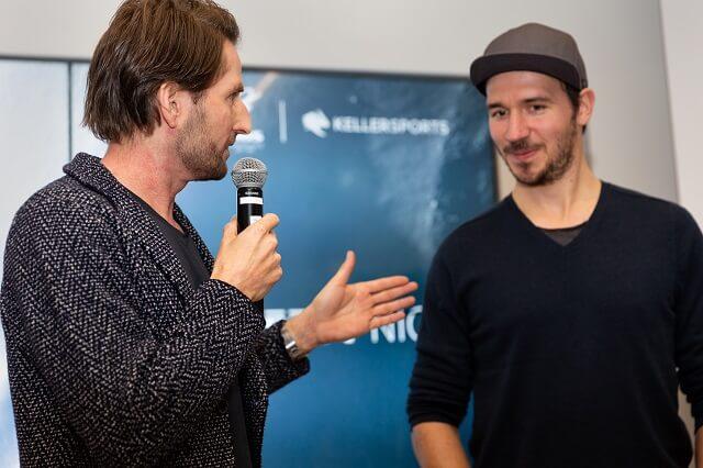 Der ehemlige Ski- und Slalom Profi Felix Neureuther im Interview zum Thema Sicherheit im Ski Sport mit ABS