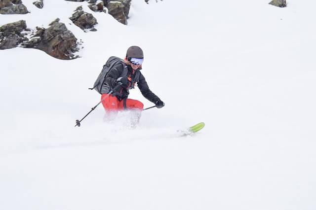 Die Haglöfs L.I.M. Ski Touring Jacke im Test 2019 2020