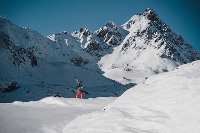 The North Face Purist Freeride Outfit mit FutureLight Technologie im Test 2019 2020