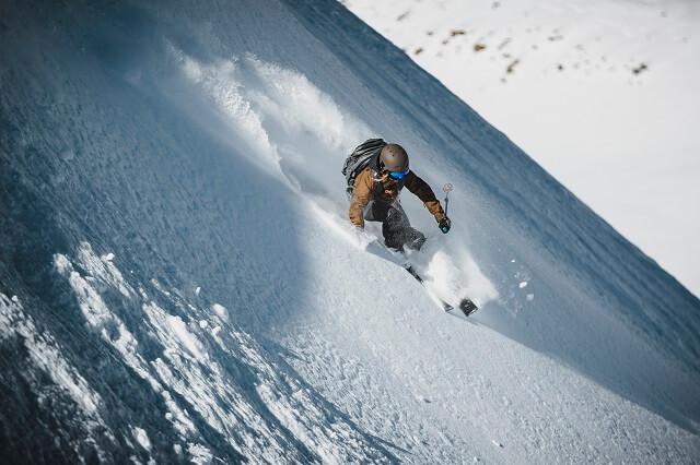 The North Face Steep Series FutureLight Brigandine Skijacke im Wintersport Test 2019 2020