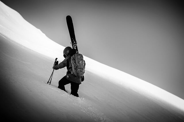 The North Face Summit Series Freeride Skibekleidung im Test 2019 2020
