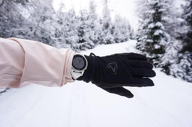 Ziener Gusty Touch Glove Mountaineering Handschuhe im Test Winter 2019 2020