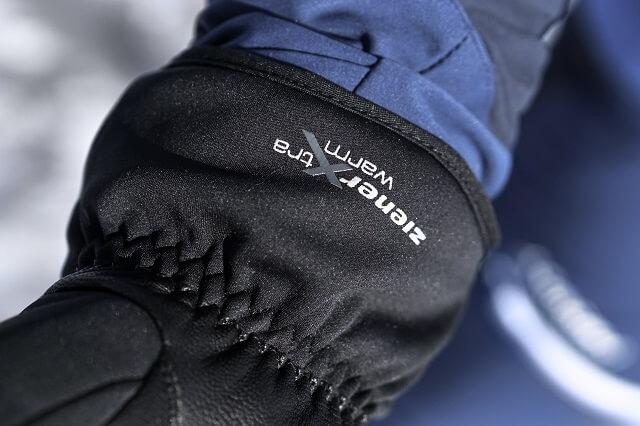 Ziener Karinia AS PR Mitten Lady Glove Fäustlinge im Winter Test 2019