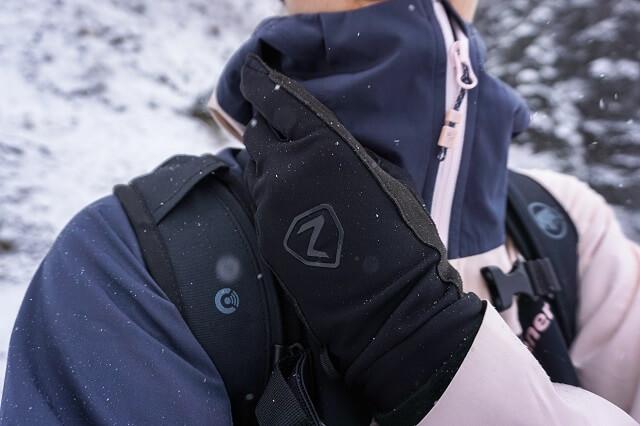 Ziener Neila Hardshelljacke im Skitour Test Winter 2019 2020