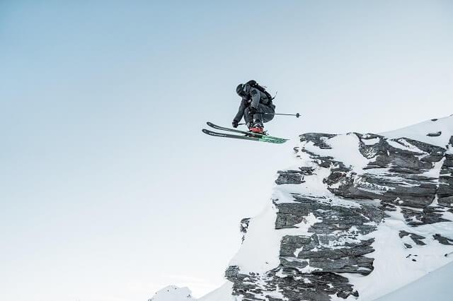 Die J Lindeberg Bute JL 3L Skijacke für Herren und Damen im Freeride Jacken Test 2020