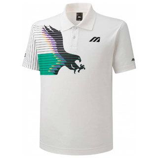 Mizuno Archive Herren Tennispoloshirt (weiß) 64,90 €
