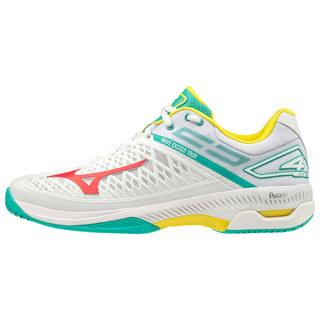 Mizuno Wave Exceed Tour 4 All Court Unisex Tennisschuh (weiß grün) 139,90 €