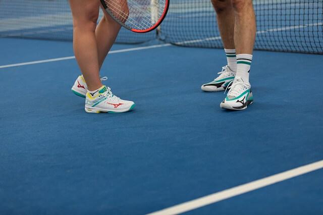 Mizuno Wave Exceed Tour 4 Allcourt Tennisschuhe 2020