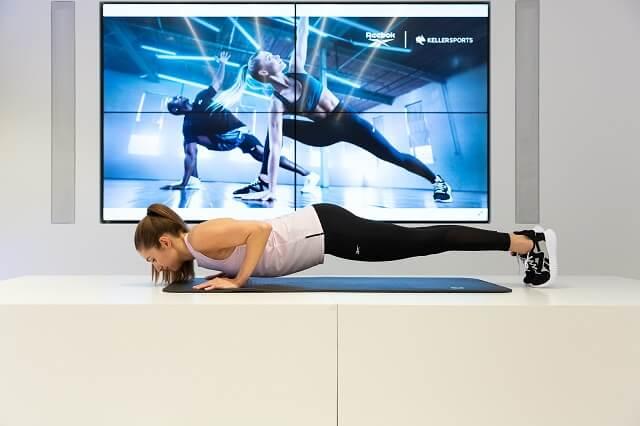 Functional Training Fitness Übungen für ein funktionelles Kraft Sport Training