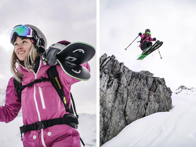 HEAD Kore Freeride Ski Test im Winter 2019 und 2020
