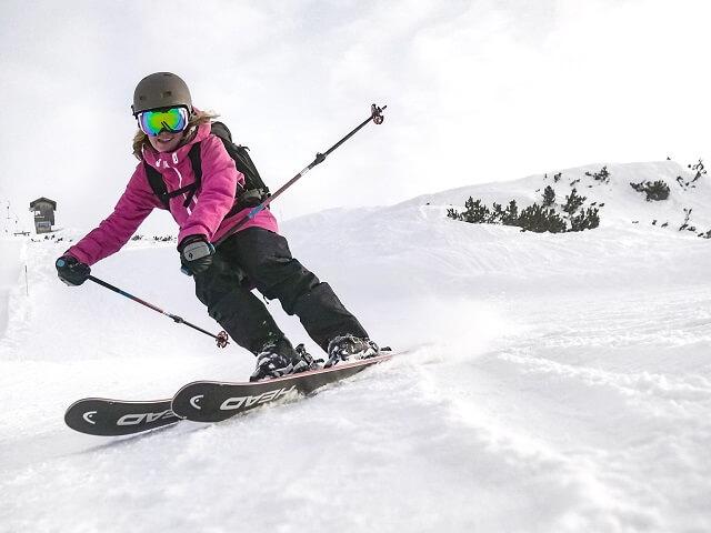 HEAD Kore Freeride Ski für alle Skifahrer ob auf der Piste oder im Gelände im Test 2019 2020