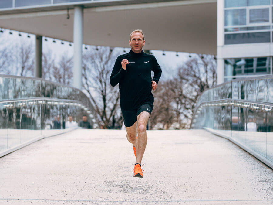 Lauf-Profi Jan Fitschen über Motivation und Zielsetzung im Sport