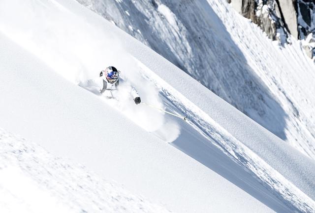 Nach einer Skitour erwartet euch eine Freeride Abfahrt allerdings sollte die Gefahr einer Lawine immer bewusst sein