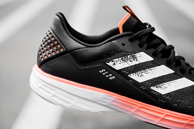 adidas SL20 Lighstrike Material im Test 2020