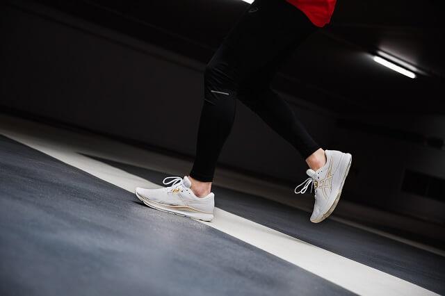 ASICS Evoride Schuh im Running Test 2020 new in
