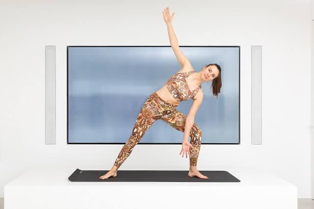 Das Core Training stärkt durch Fitness Übungen deine Beinen Bauch und die Körpermitte