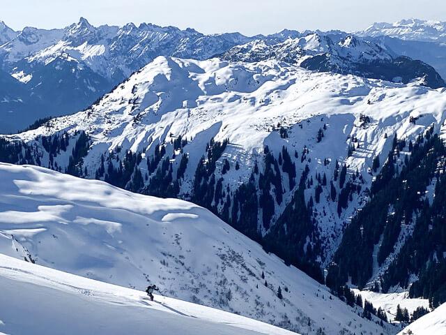 Scott Celeste und Cosmos Tourenskischuhe im Skitour Ausrüstung Test 2020