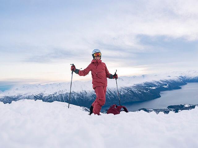 Christoph Centmayer über die Outdoor- und Wintersportmarke aus Norwegen