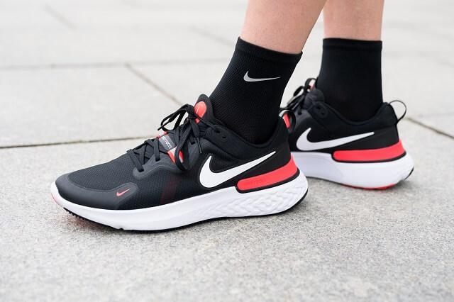 Die Nike React Miler Schuhe 2020 überzeugen durch Komfort Dämpfung Performance und Stabilität beim Running Training
