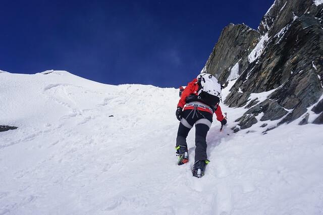Mit der Salewa Berg Ausrüstung besteigen wir den Glockner in Österreich als einen der 784 Dreitausender für die #salewa3000 Challenge 2020