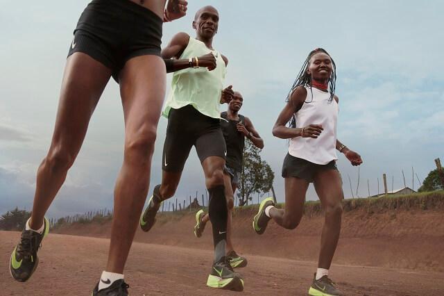 Nike Air Zoom AlphaFly NEXT% Laufschuhe für Damen und Herren bei Keller Sports