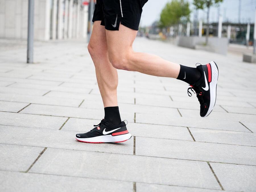 Die Nike React Miler Laufschuhe im Test