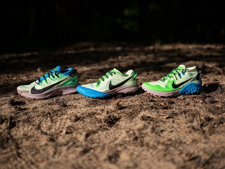 Nike Trailrunning - Die Updates der drei Nike Trailschuhe im Vergleich