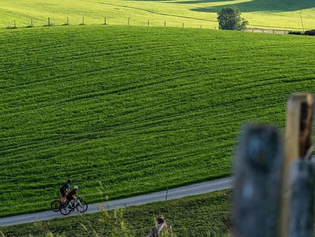 Radtour durch das Allgäu