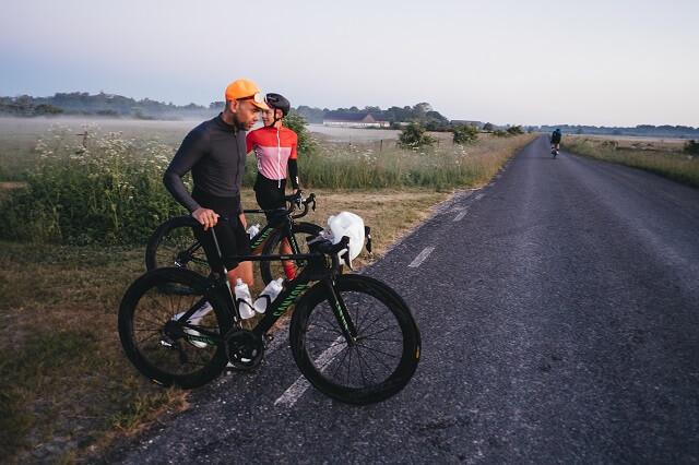 Bikepacking ist gesund und lässt dich die Natur auf dem Rennrad oder Mountain Bike erleben