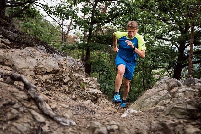Der Dynafit Ultra 100 Trailrunning Schuh ist perfekt für lange Trail Läufe im alpine Gelände