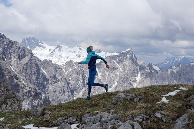 Die Dynafit Athletic Mountaineering Kollektion im Produkt Test 2020 beim Bergsteigen und Trail Running