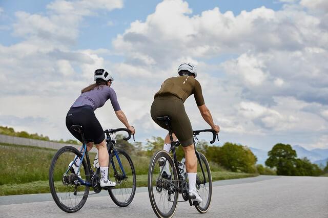 Für das Bikepacking braucht man nicht viel es reicht manchmal die nötigste Ausrüstung für einen Kurzurlaub 2021