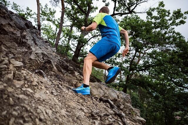 Keller Sports Pro Jan mit dem Dynafit Ultra 100 Trail Running Schuh im Outdoor Test 2020