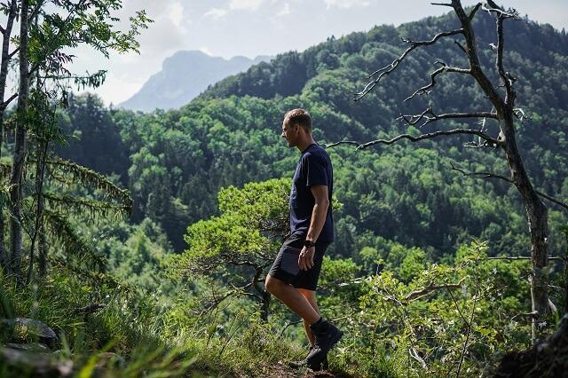 Keller Sports Pro Markus testet die Hanwag Banks GTX Wanderschuhe im Tennengebirge 2020