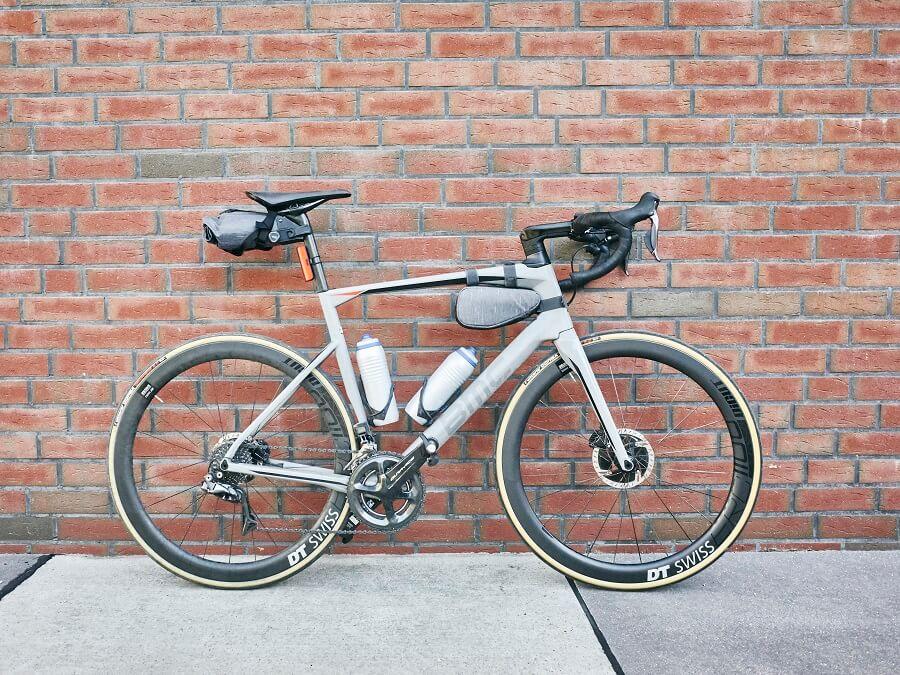 EVOC Radtaschen im Bikepacking Test