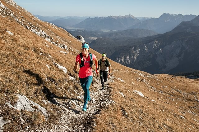 Mit der Dynafit Athletic Mountaineering Kollektion wir 2021 das Trail Running Jahr