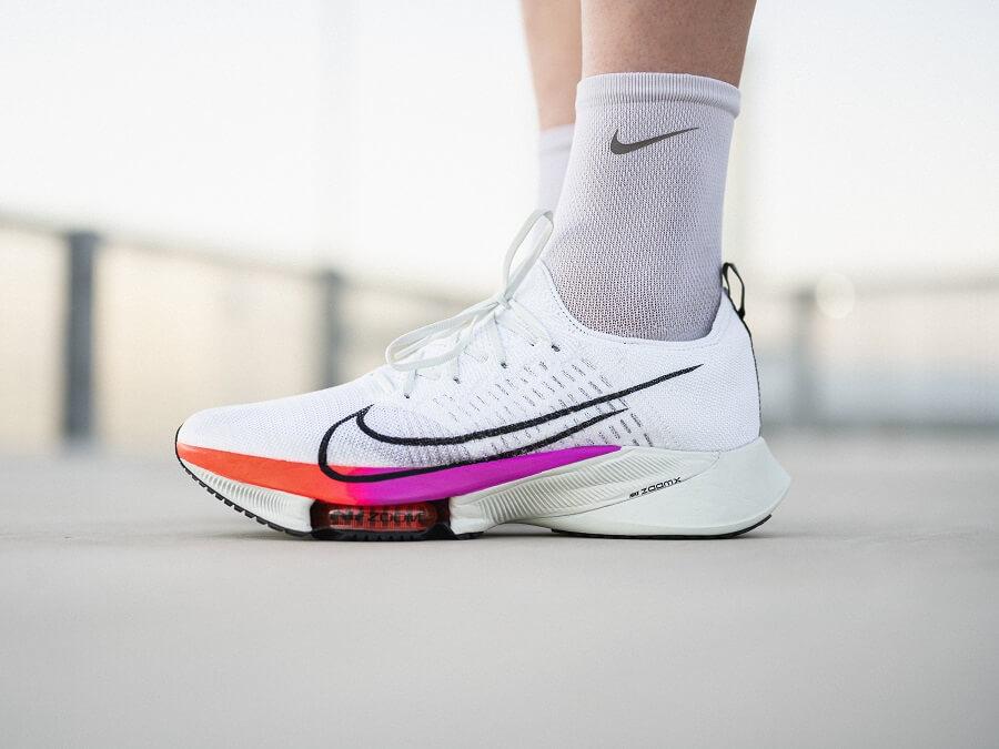 Der Nike Air Zoom Tempo Next% Flyknit im Test